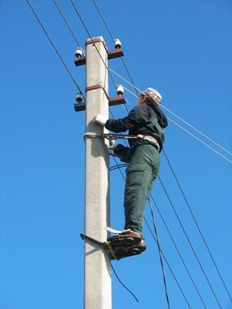 Подключение дома к электрической сети